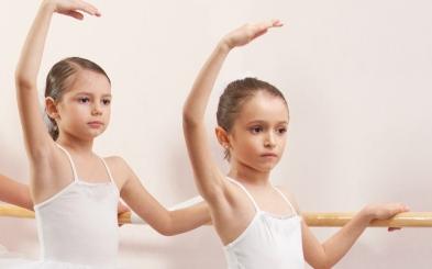 Ballet en línea para niños y niñas de 4 a 8 años