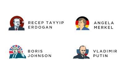 Ciclo de charlas: Líderes del momento