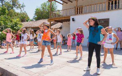 Juegos teatrales para niños y niñas de 8 a 12 años