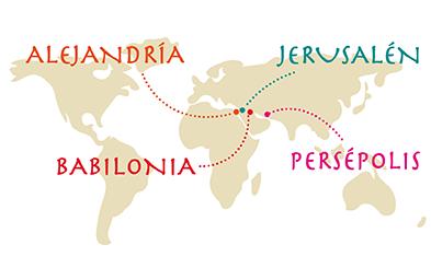 Ciclo de charlas: Ciudades de la Antigüedad