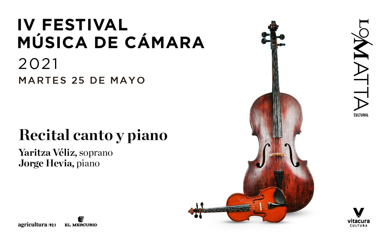 IV FESTIVAL DE MÚSICA DE CÁMARA: RECITAL DE CANTO Y PIANO